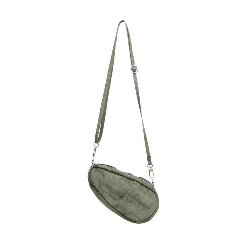 Mini Bean Sling Bag Mockup BSL.02-Tas Unisex-Dark Green