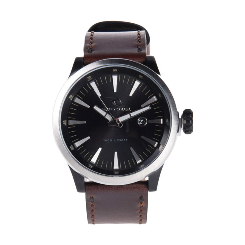 Rip Curl Recon Leather Midnight Jam Tangan Pria A2850 4029