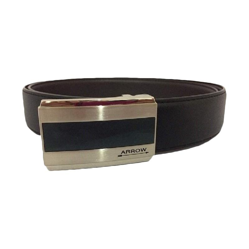 Arrow Leather Belt BP-AR2124FHB-A35-1142F Ikat Pinggang Pria - Black