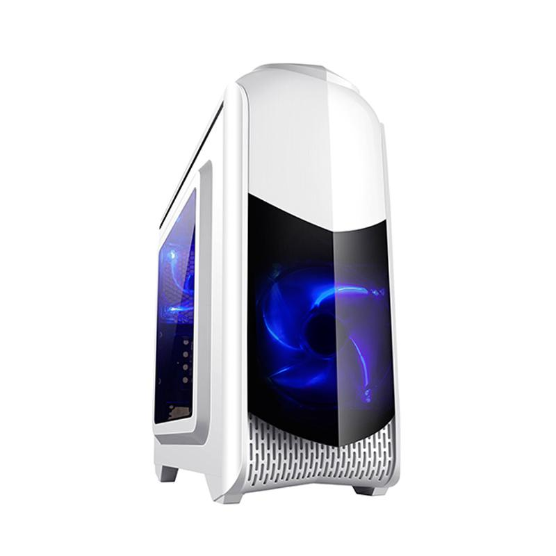 Digital Alliance Core D4 + EVO 7 Desktop PC - Putih