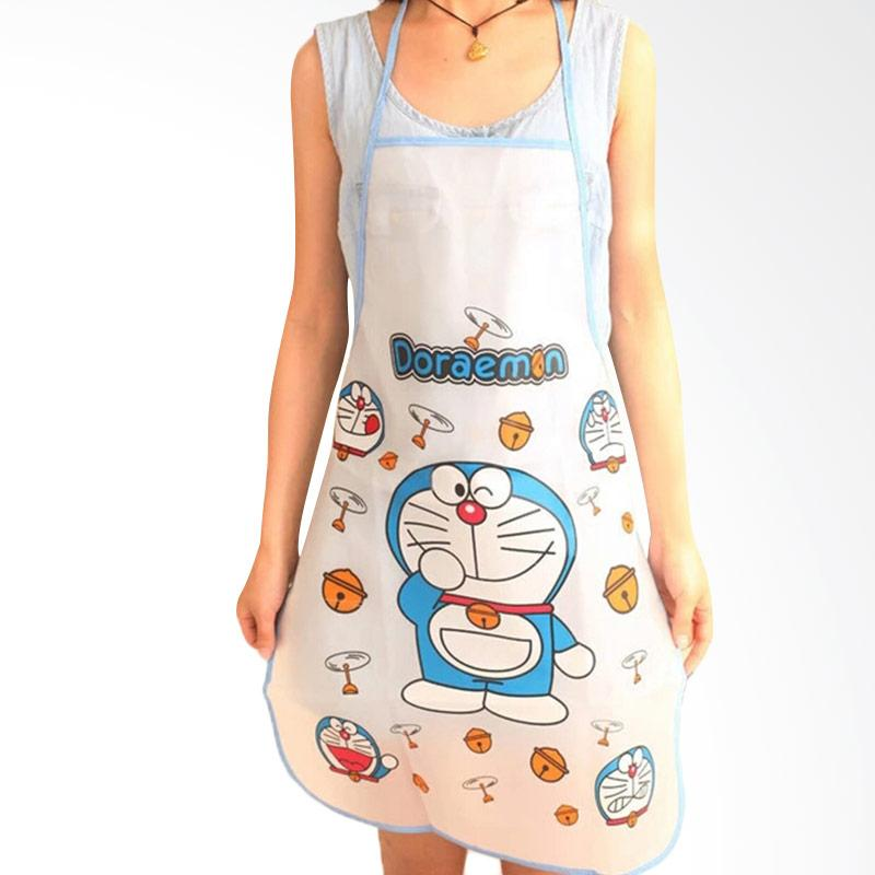 Homestuff Apron Waterproof Doraemon Celemek