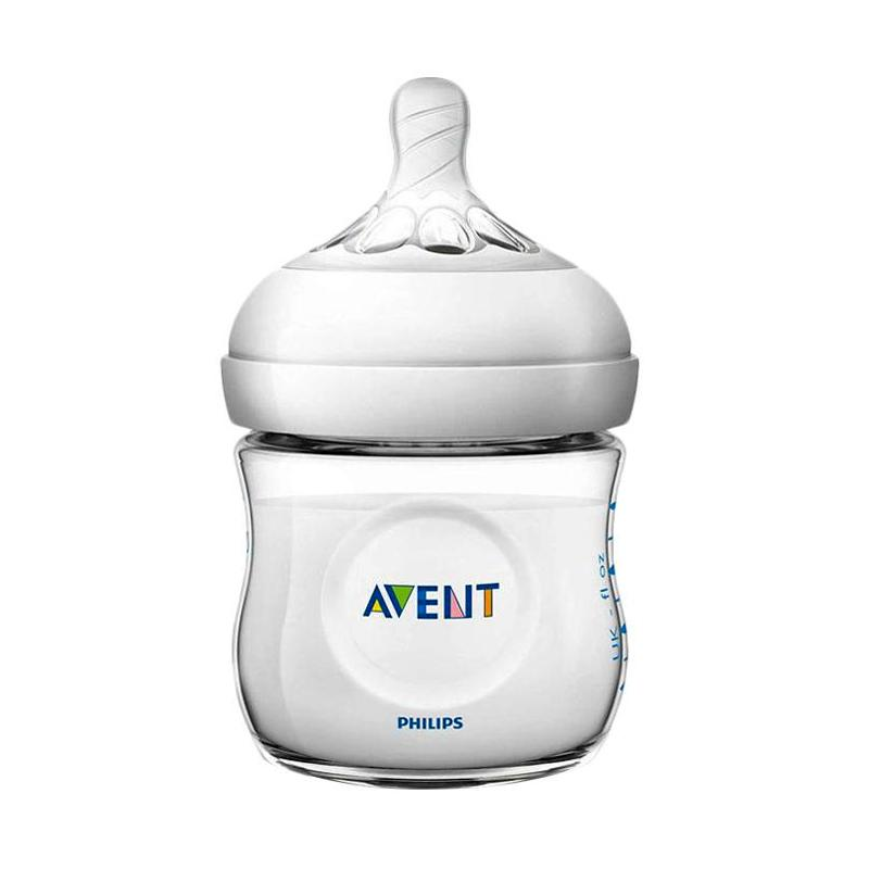 Philips Avent Natural 2.0 Baby Bottle [125 mL/SCF690-13]