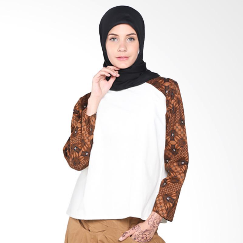 Rauza Rauza Batiq Top Atasan Muslim Wanita