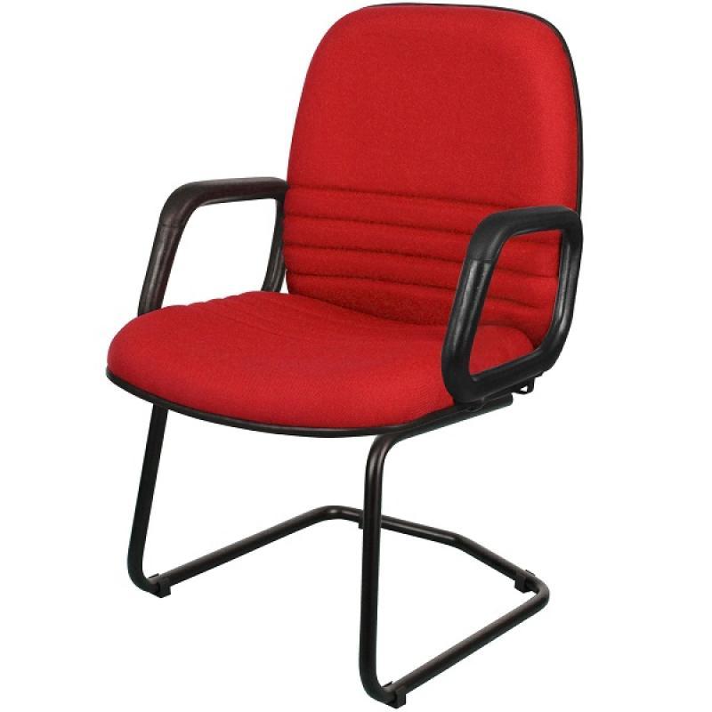 UNO U-1 Boston VAU Office Chair - Merah [Khusus Jabodetabek]