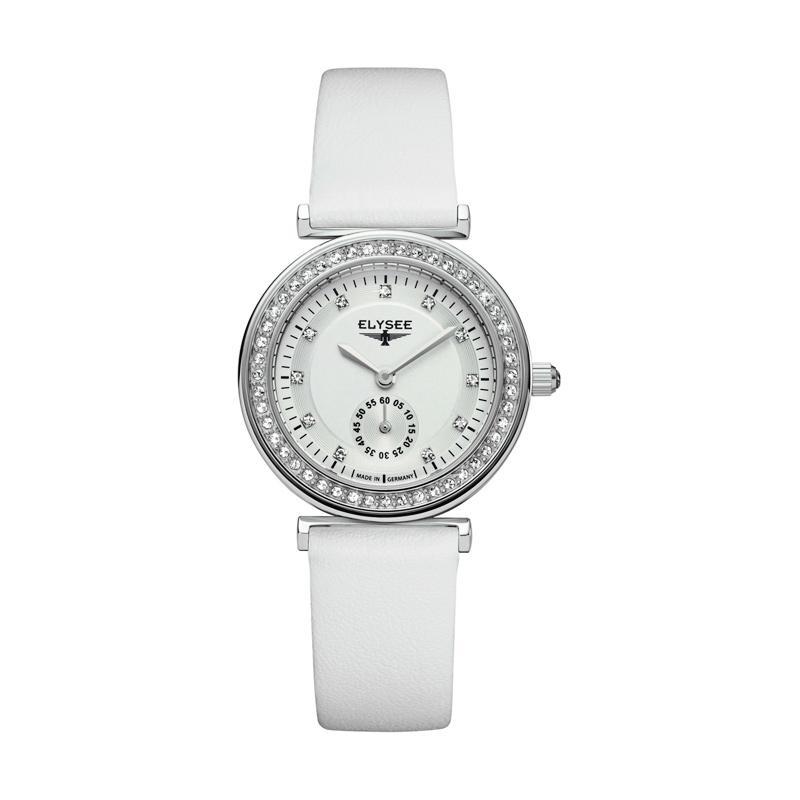 Elysee Watches - Jam Tangan Wanita - Leather - 44005 - Maia (Gold)