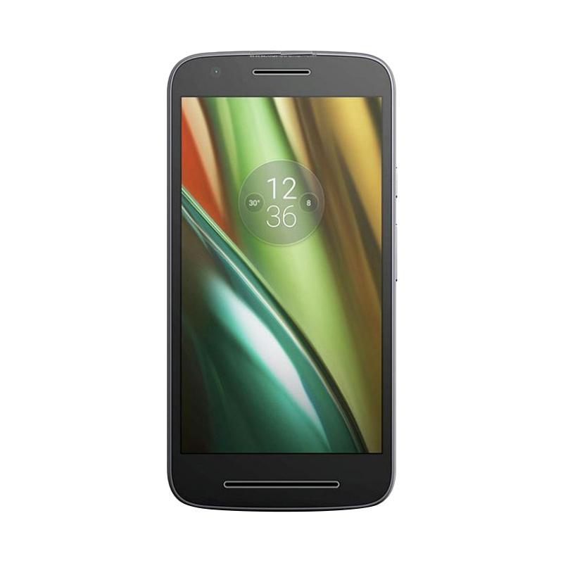 Motorola E3 Power XT1706 LTE Smartphone - Hitam [16 GB]