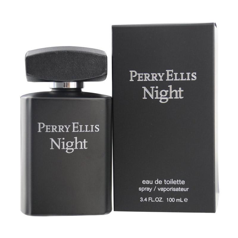 Perry Ellis Night for Men EDT Parfum Pria [100 mL]