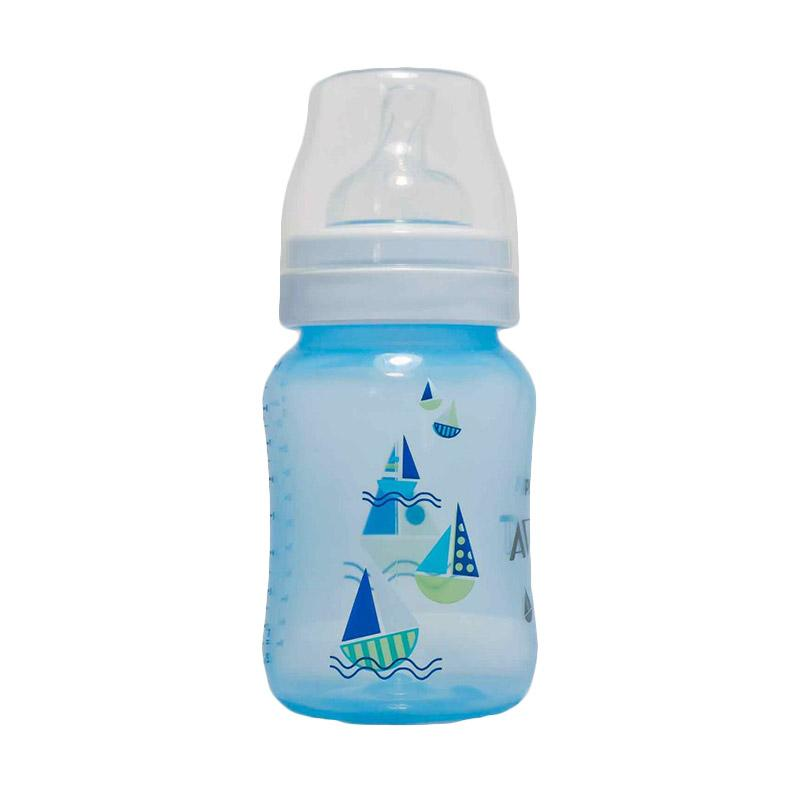 Philips Avent Classic+ Ship Bottle - Blue [260 mL]