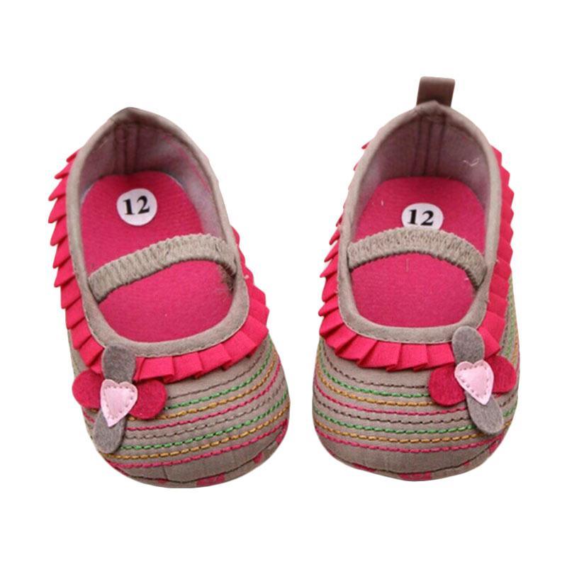 harga Cottonrama Prewalker Sepatu Bayi - Green Khaki Blibli.com