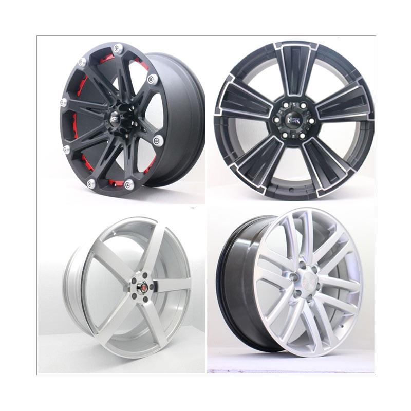 harga HSR Wheel Set with Tyres Z23000 Ring 22 Velg + Ban Mobil [Barang Di Kirim] Blibli.com
