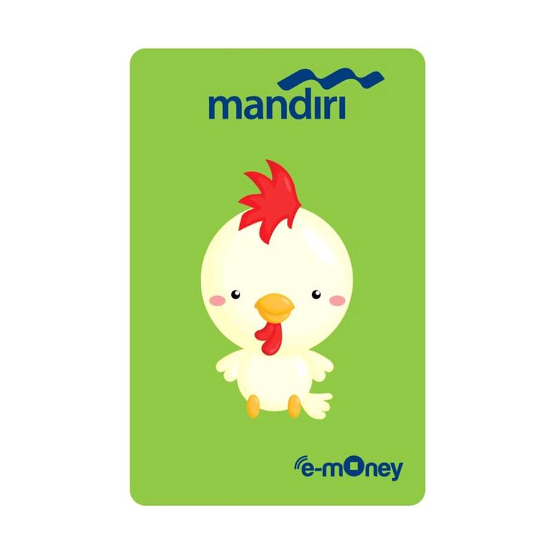 Jual Mandiri E Money Special Shio Kartun Ayam Limited Edition 2017