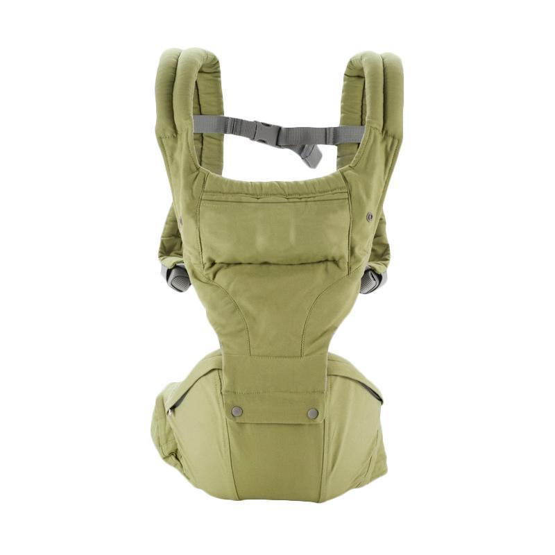 harga Wonderland Baby Carrier Hip Seat Gendongan Bayi [Premium] - Green Blibli.com