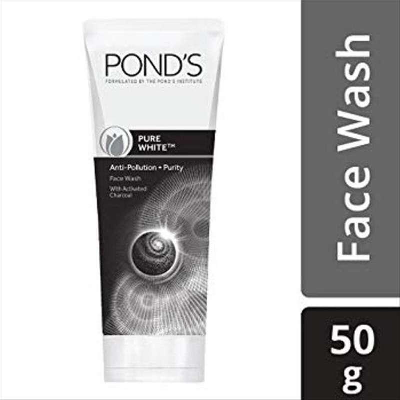 Jual Ponds Pure White Facial Foam 50 Gr Terbaru Juli 2021 Blibli