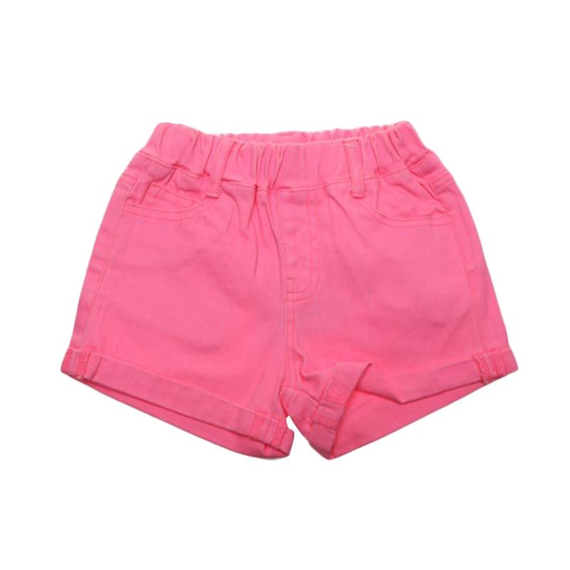 Adel & Audrey HotPants 115 Celana Anak Perempuan - Pink
