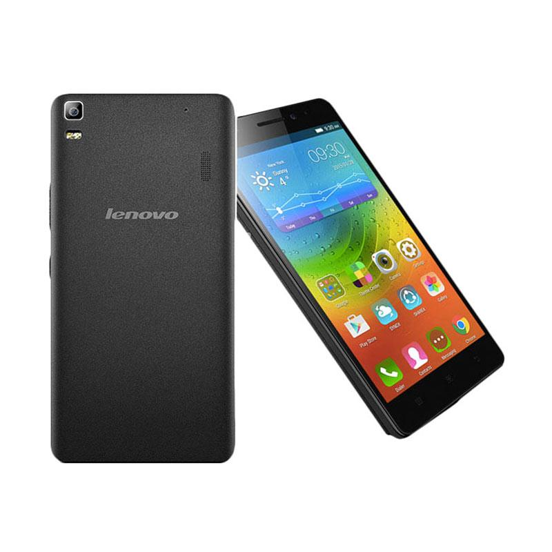 Lenovo A7000 Plus Special Edition Smartphone - Black [16 GB]