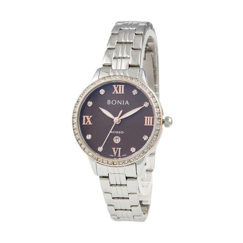 Bonia BN10283-2343S Jam Tangan Wanita Silver Stainless Steel