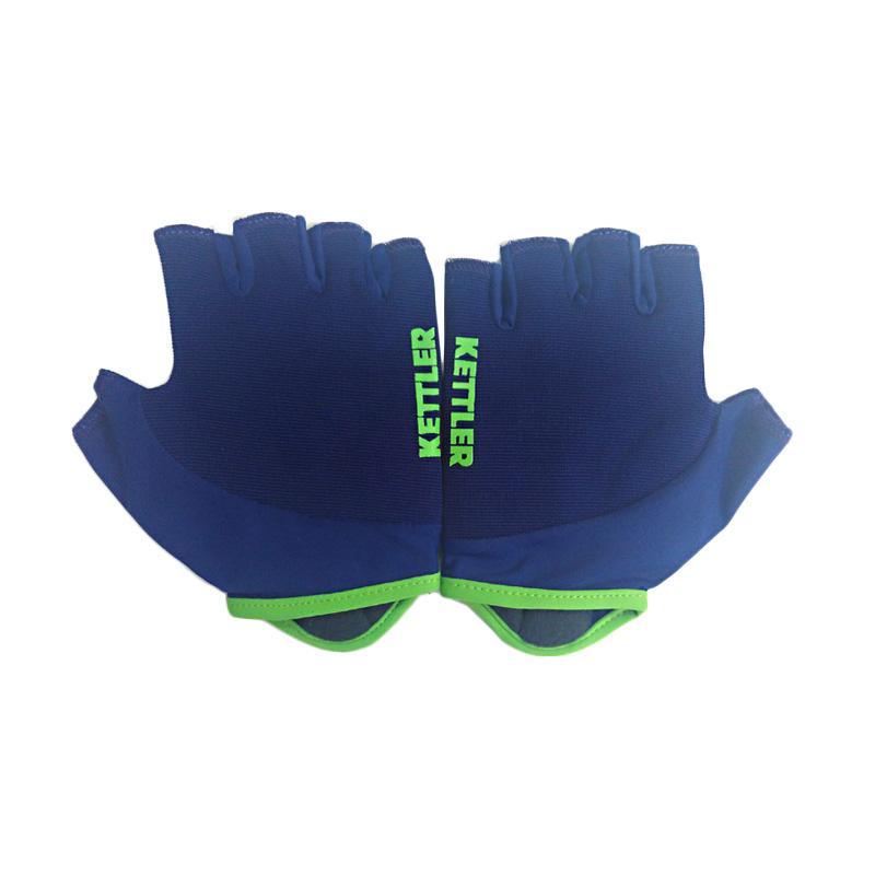 Kettler BL/GRN Multi Purpose Training Gloves