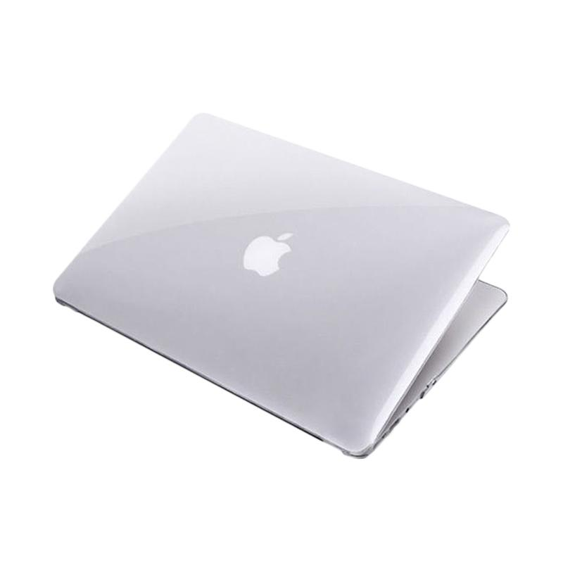 OEM MacShield Polycarbonate Casing for Macbook 12 Inch - Silver