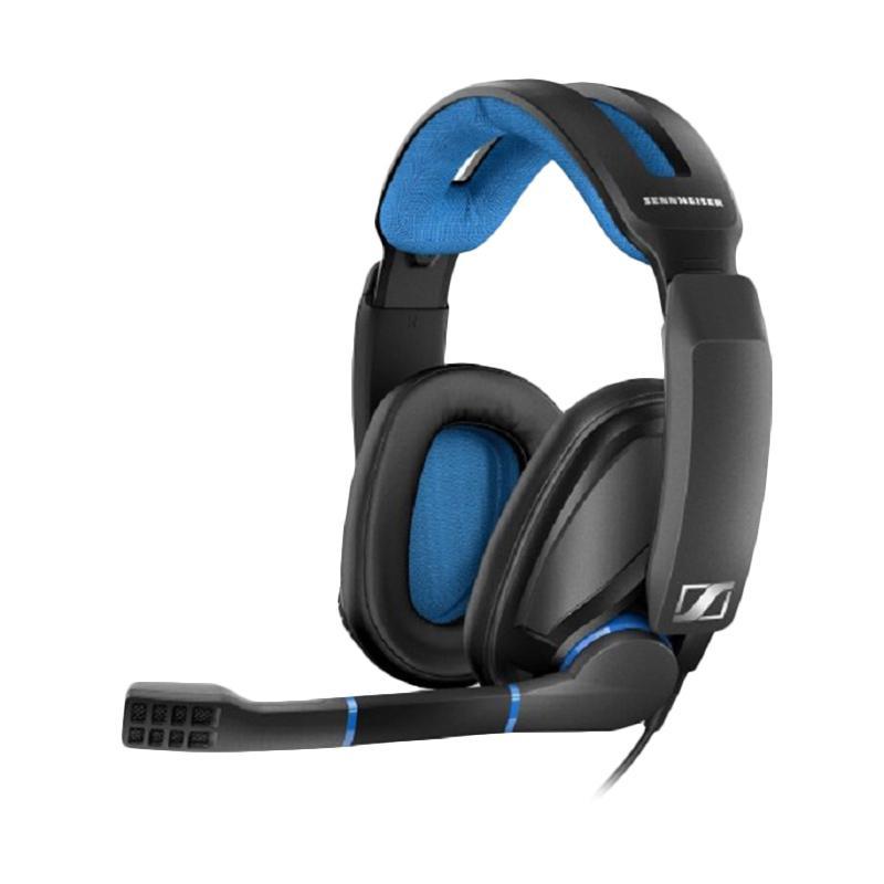 harga Sennheiser GSP300 Gaming Headset for PC/Mac/PS4 - Black Blibli.com