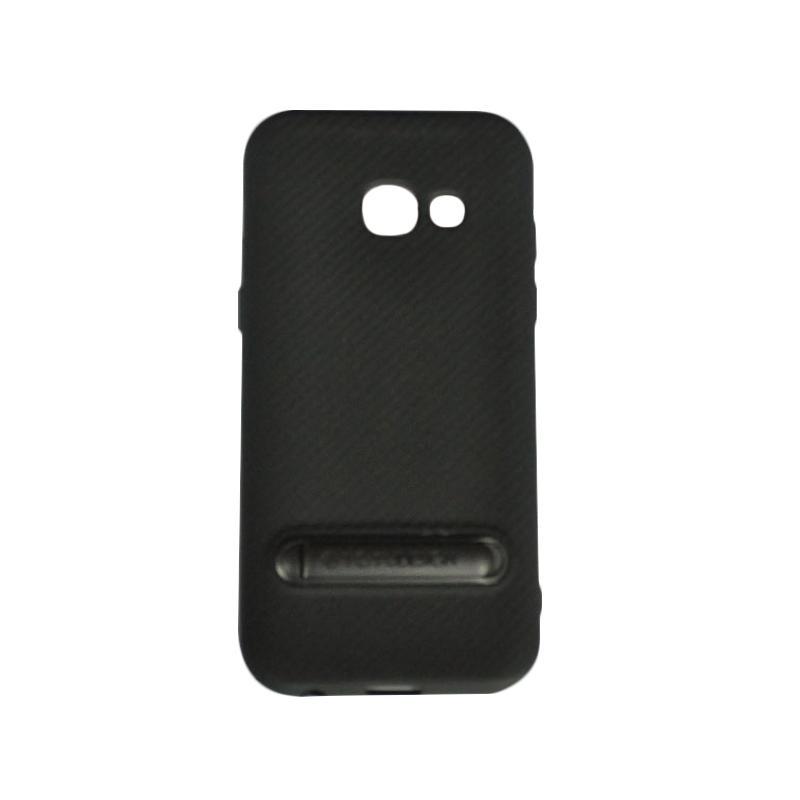 Totu Slim Series Casing for Samsung Galaxy A5 2017 - Black