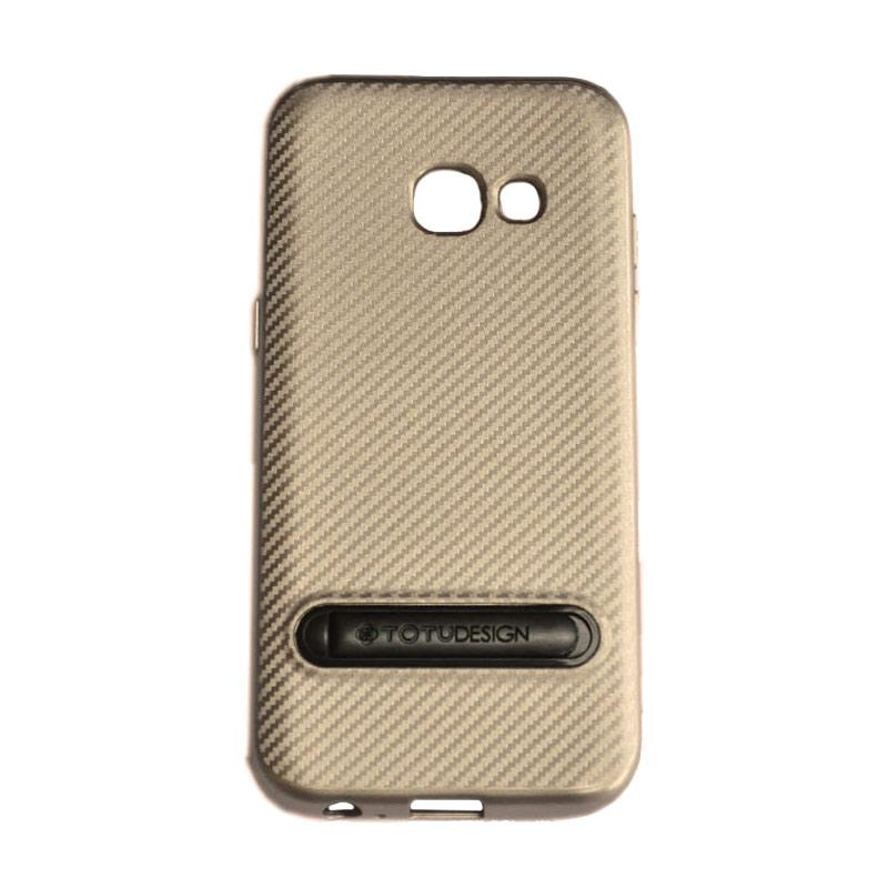 Totu Slim Series Casing for Samsung Galaxy A5 2017 - Gold