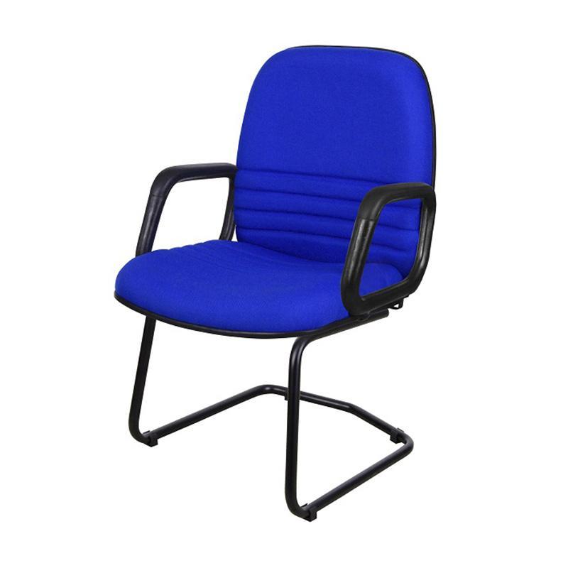 Uno Boston VAU U-14 Office Chair - Biru [Khusus Jabodetabek]