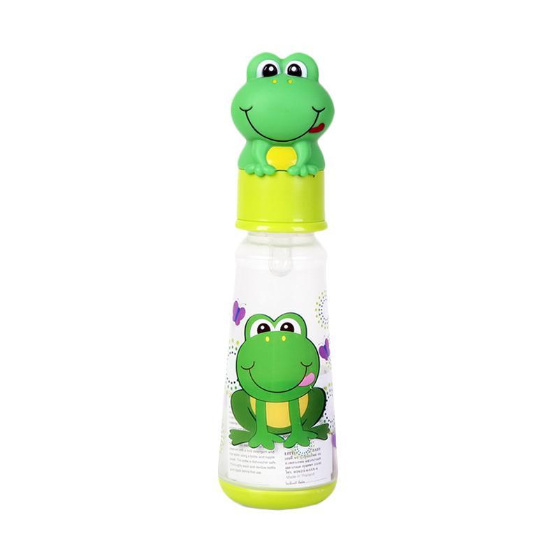 Chloebaby Shop S197 Frog Amigo Dot Bayi - Green [250 mL]