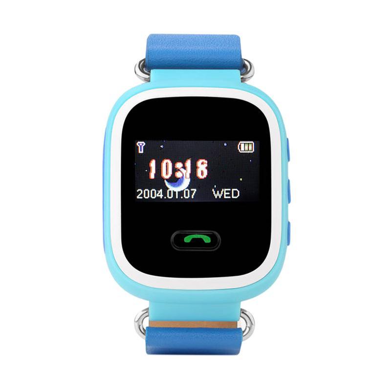Clever Dog Cleverwatch GW900S Smartwatch Jam Tangan Anak - Blue