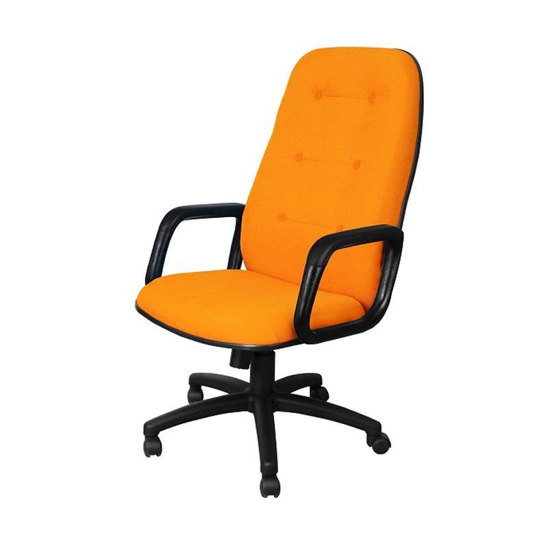 Uno U-11 London HAU Office Chair - Orange [Khusus Jabodetabek]