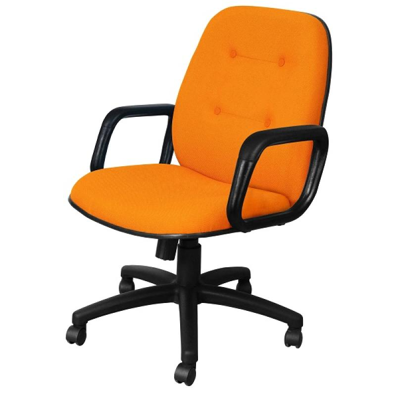 Uno U-11 London MAU Office Chair - Orange [Khusus Jabodetabek]