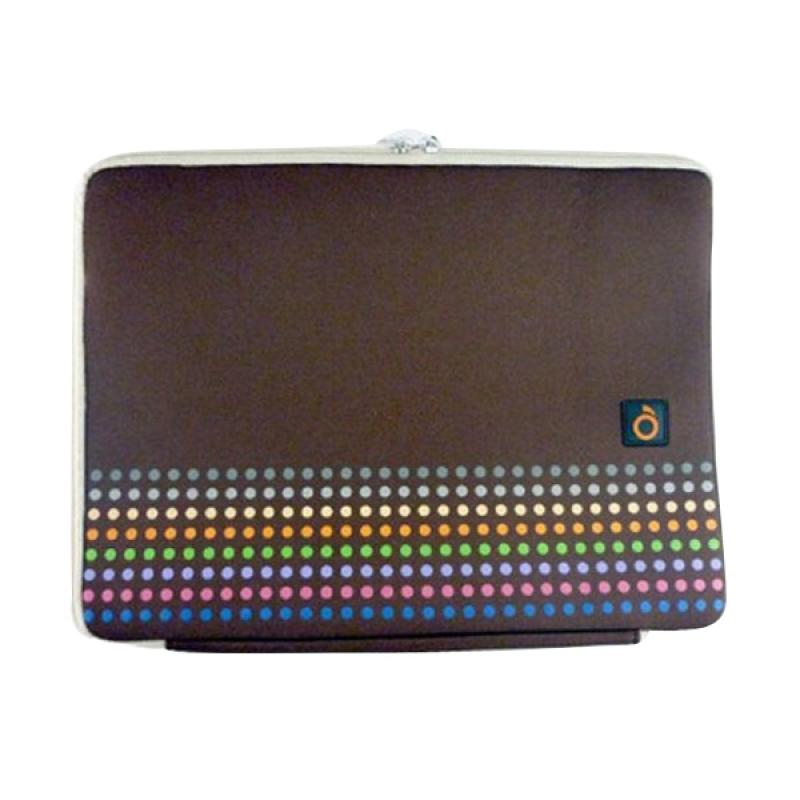 Mohawk 7017 Rainbow Softcase for Notebook 14 Inch - Brown