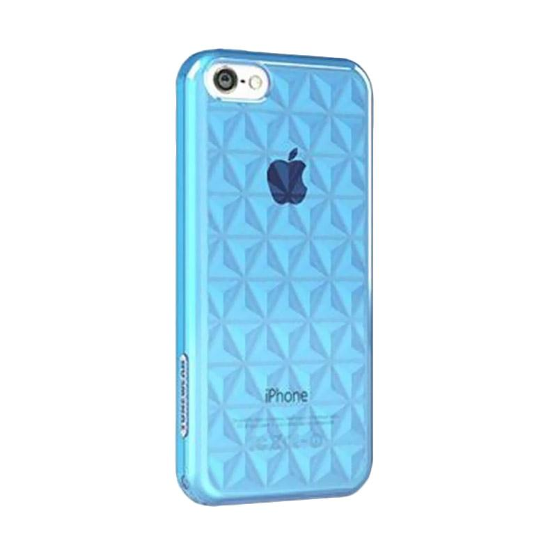 Tunewear Tuneprism Casing for iPhone 5C - Turquoise