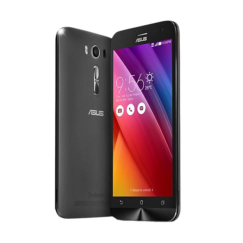 Ultrathin Aircase Casing for Zenfone 2 ZE500KL - Black Clear