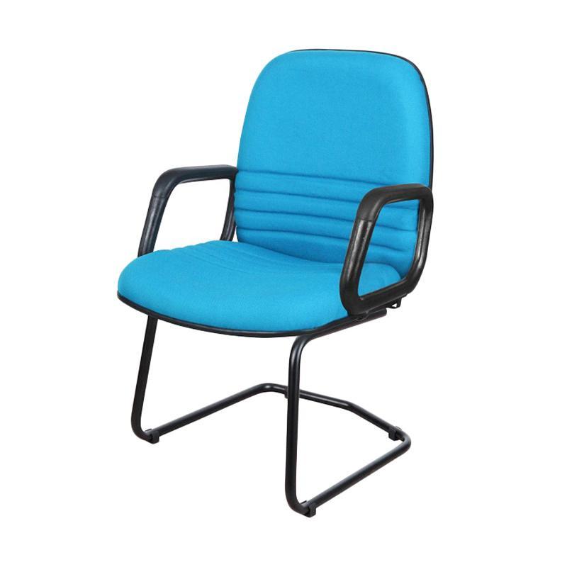 Uno Boston VAU U-15 Office Chair - Biru [Khusus Jabodetabek]