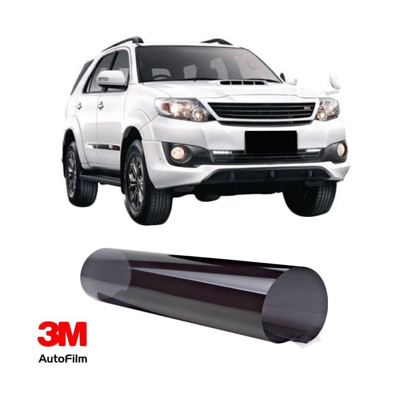 3M Auto Film Medium Titanium Kaca Film Mobil for Fortuner
