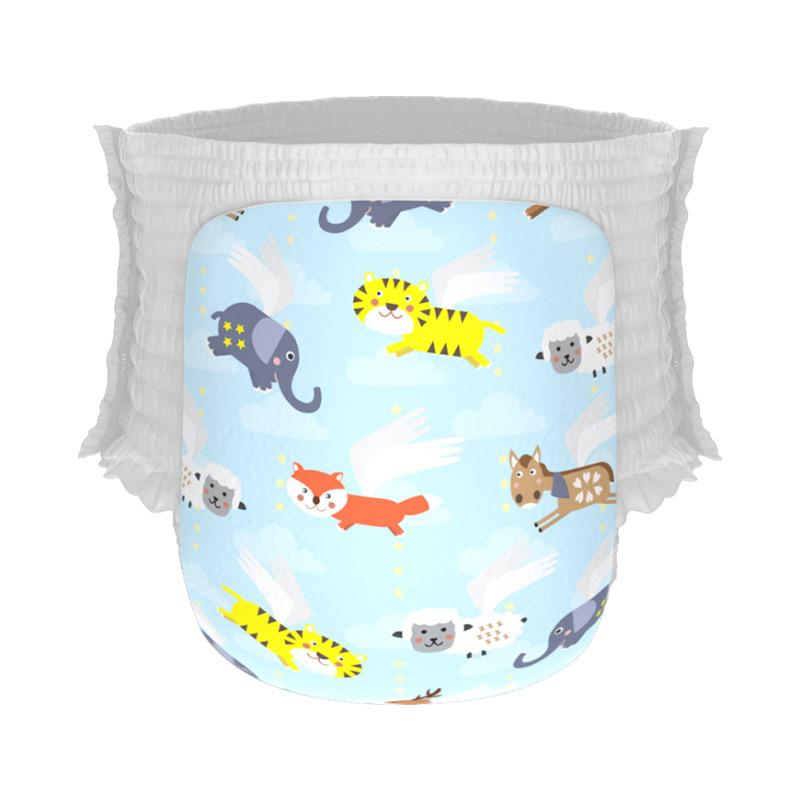Happy Diapers Pant Popok Bayi - Up! Up! & Away [Size L/26 pcs/A19]
