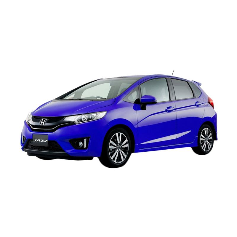 Honda Jazz 1.5 RS Mobil - Brilliant Sporty Blue Metallic