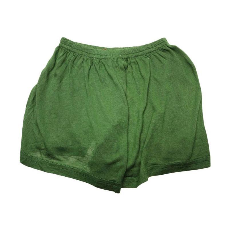 Adel & Audrey Hotpants 121 Celana Anak Perempuan - Green