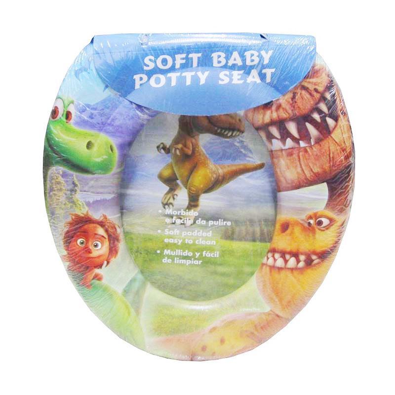 Chloebaby Shop Soft Baby Potty Seat Dino S188 Toilet Training
