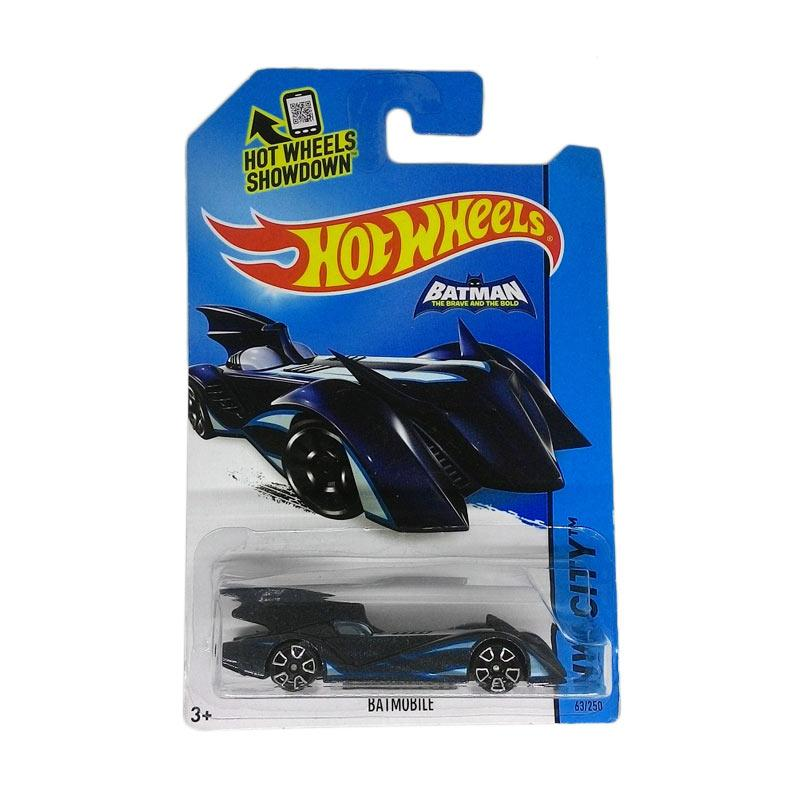 HotWheels Batmobile The Brave and The Bold Diecast