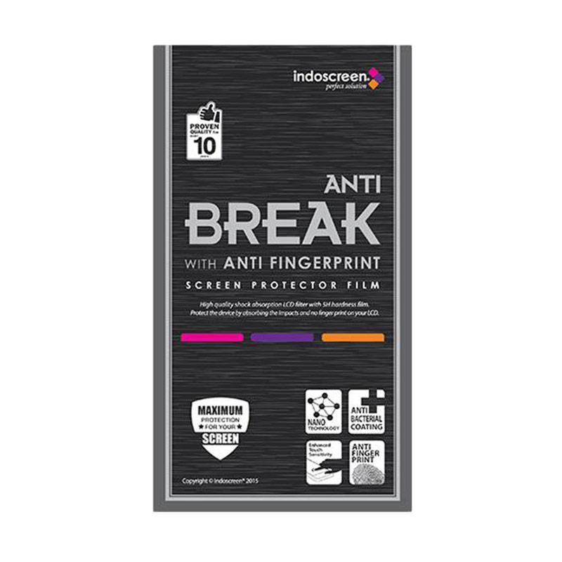 Indoscreen Anti Break Screen Protector for Asus Zenfone GO 5.0 New - Clear
