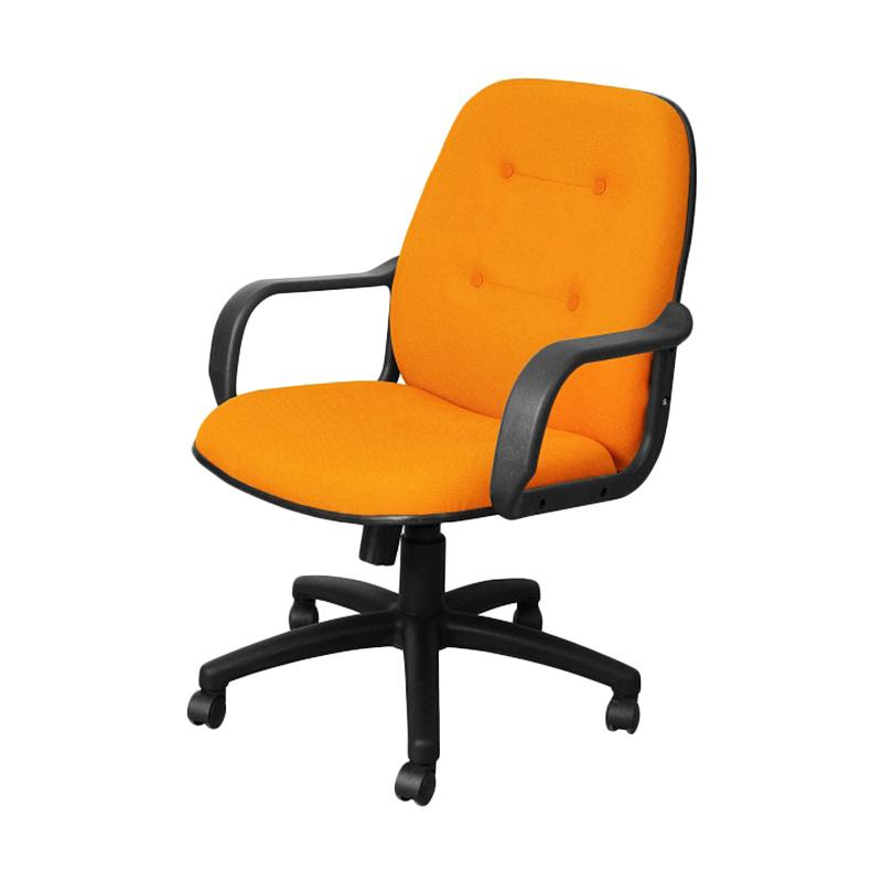 Uno London MAP-2 U-11 Office Chair - Orange [Khusus Jabodetabek]