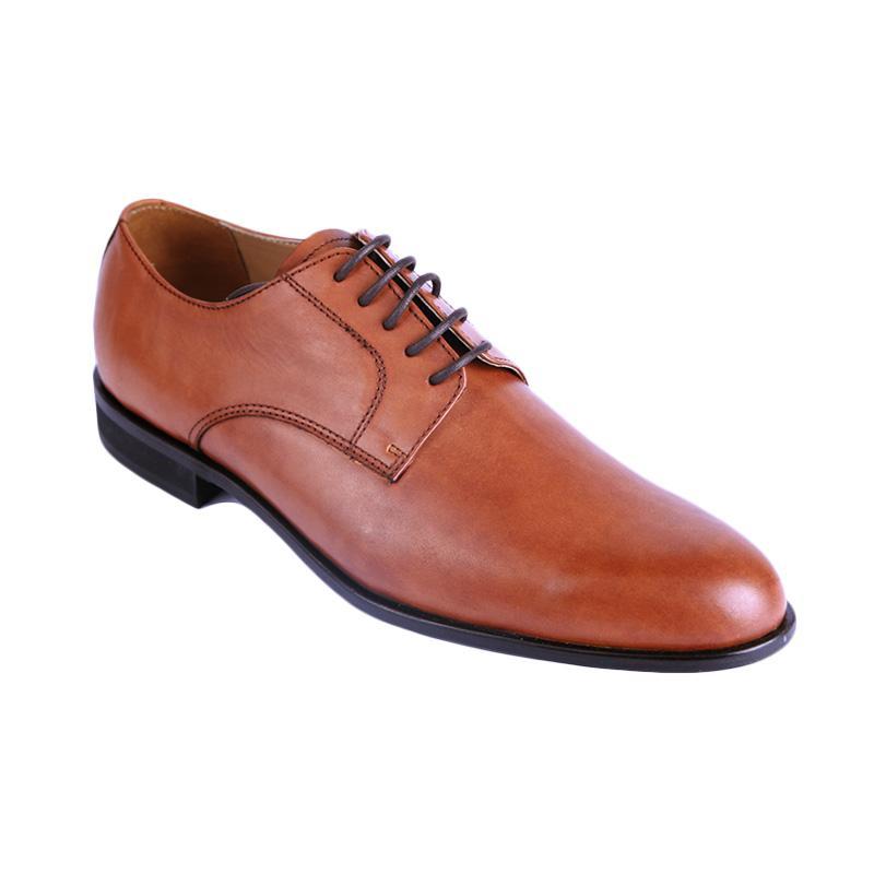 Ftale Footwear Vista Mens Shoes Sepatu Pria - Brown