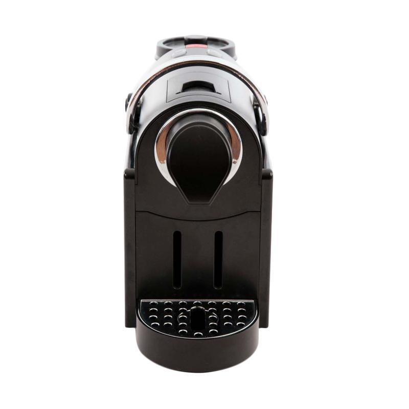 Nespresso Pods Compatible Coffee Machine - Hitam