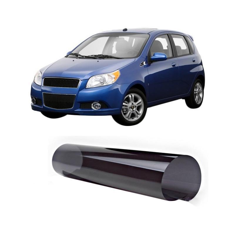 3M Auto Film Paket Eco Black Kaca Film Mobil for Chevrolet Aveo