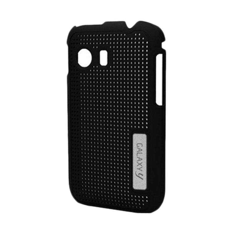Anymode Cradle Casing for Galaxy Y Young Duos - Black