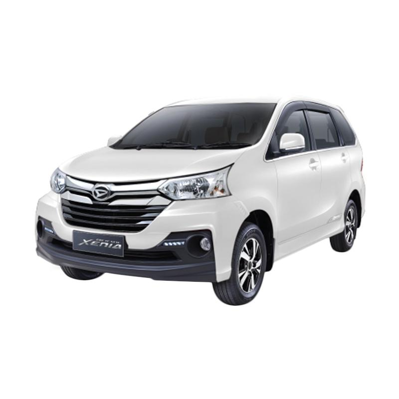 Daihatsu Great New Xenia X M-T 1.0 STD Mobil - Icy White