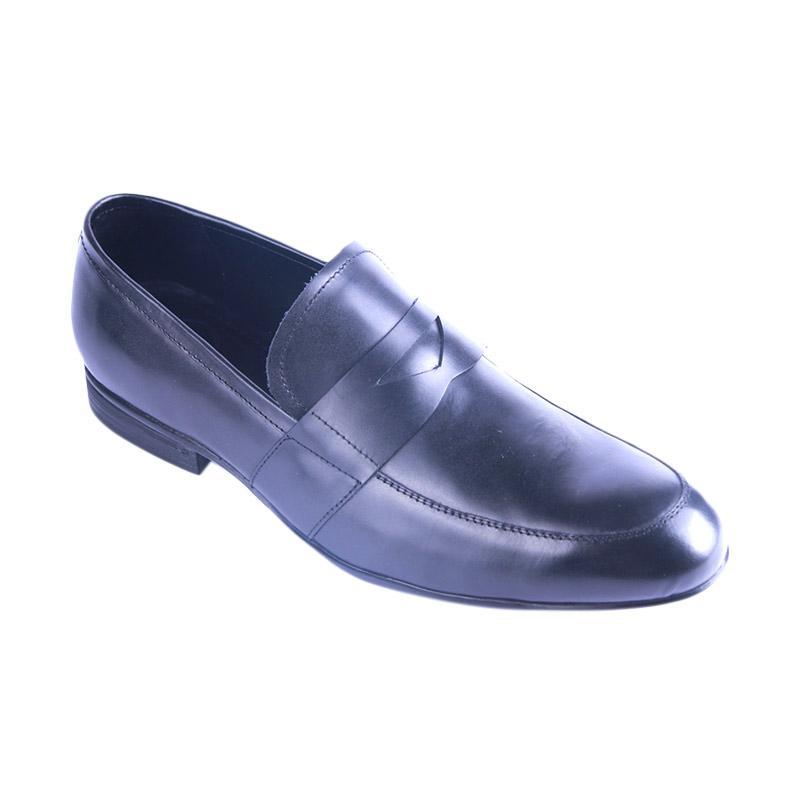 Ftale Footwear Aristrocat Sepatu Pria - Correct Black