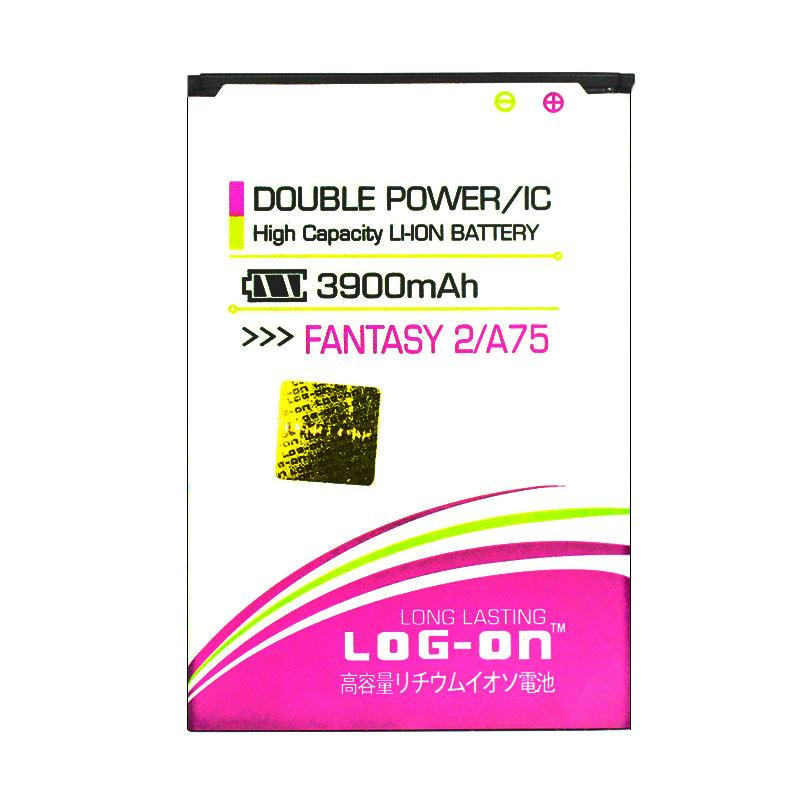 Log On Double Power Battery for Mito Fantasy2 A75 [3900 mAh]