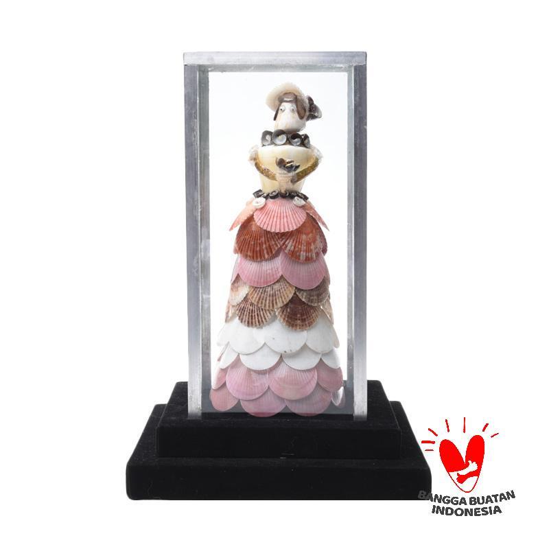 harga Susi Craft BNK 02 Boneka Kerang Alami - Multicolour Blibli.com